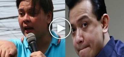 Sara Duterte to Trillanes: 'Show me my P121M and I'll give it all to you!'