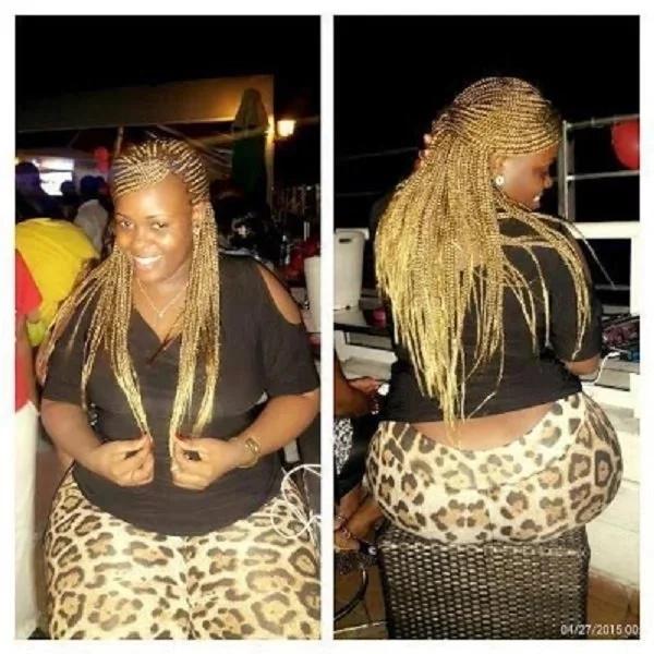 Seneta wa CORD ammezea mate mwanamke aliye na makalio makubwa