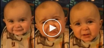 VIDEO: Mom with an angel voice sings a song to her BABY; what the child does will AMAZE you!