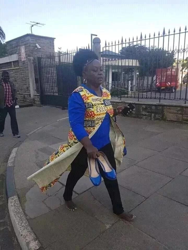 Millie Odhiambo afichua alivyoponea uteuzi wa ODM