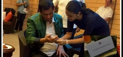 Heart Evangelista shares excitement over first meeting with Duterte