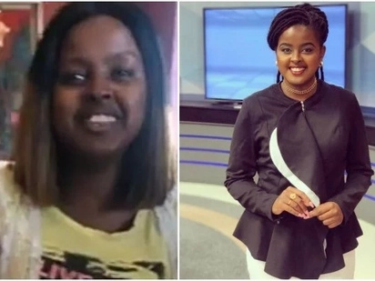 Mwendeshaji mpya wa The Trend ageuka 'kijakazi' na kushtua(Picha)