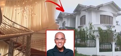 Sipag at tiyaga! This Cavite resthouse of Boy Abunda is a product of hard work and it is truly breathtaking!