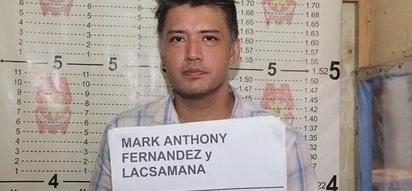Kumpirmado! Former drug dependent Mark Anthony Fernandez dabbles again in marijuana