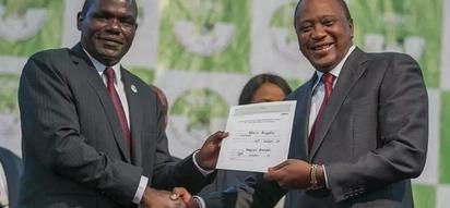 Uhuru ataka korti kuitupa kesi inayopinga ushindi wake