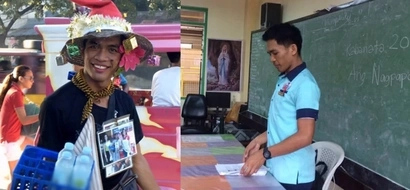 Dream come true! Inspiring Pinoy who sells bottled water on the streets to graduate as TEACHER
