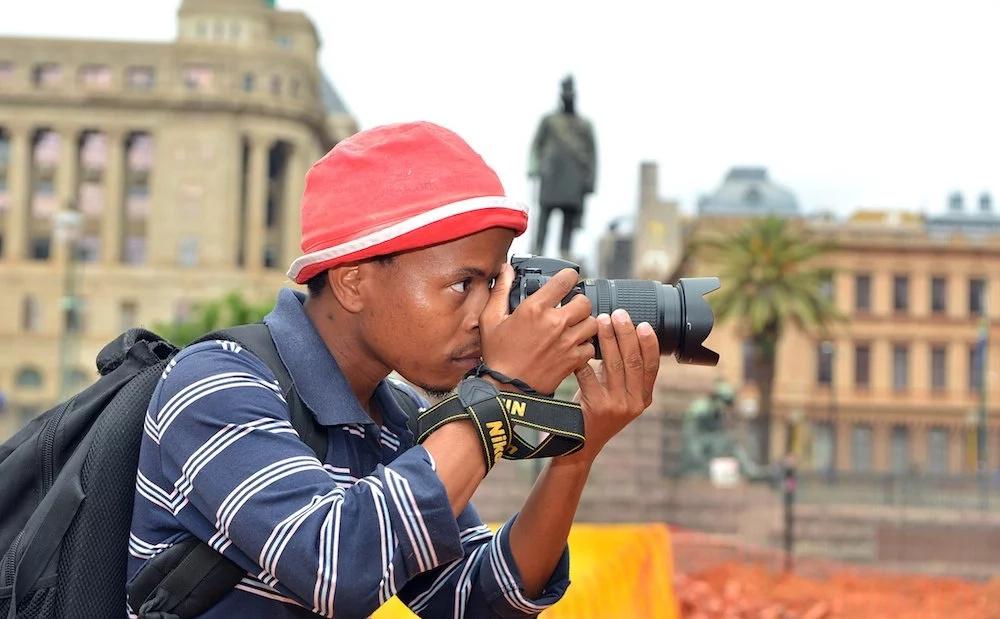 Sibusiso Sibanyoni aims to end body shaming. Photo: Pretoria News