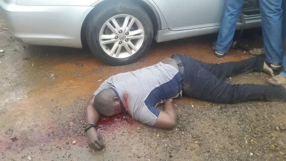 Police shoot dead suspected robbers in Vihiga