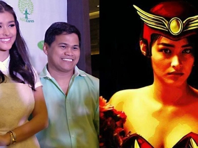 Liza Soberano's manager Ogie Diaz speaks up about reports on her 'Darna' role