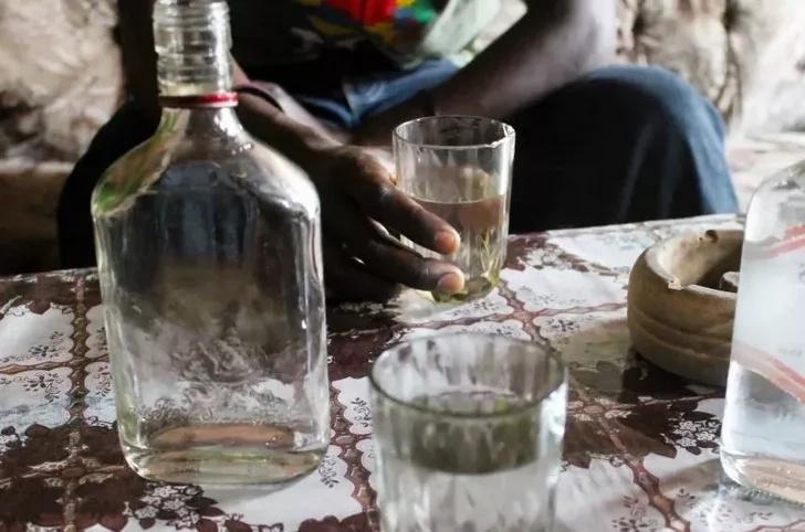 Jamaa Mkikuyu afariki baada ya kubugia pombe kwenye mashindano ya kunywa pombe hiyo