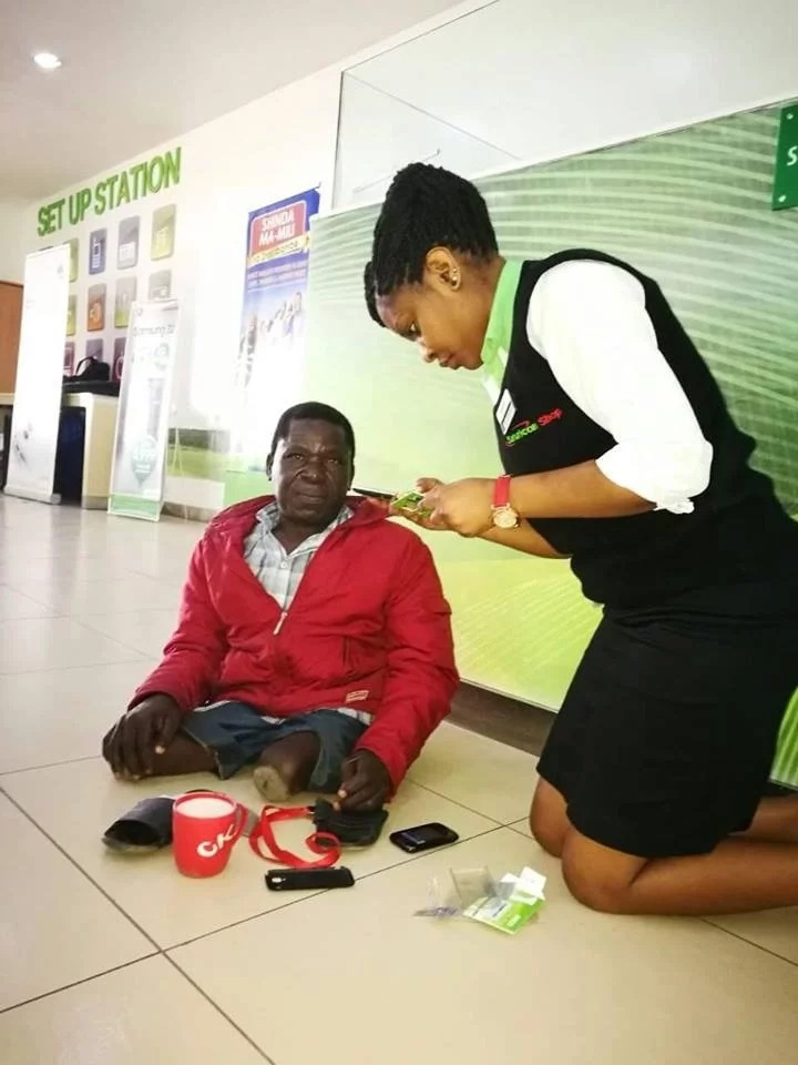 Safaricom in hilarious fight with customer who's refused to pay OKOA jahazi