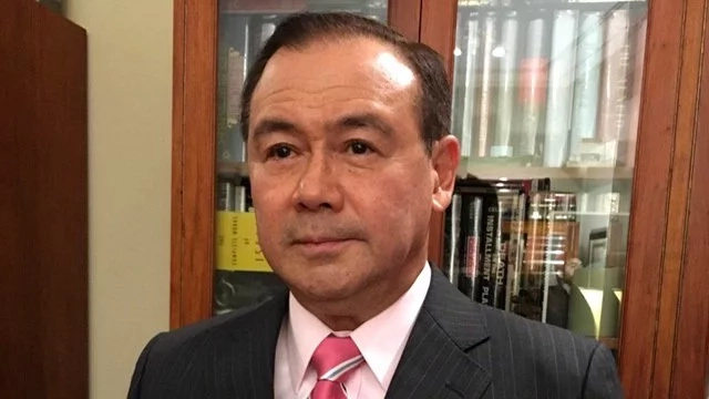 Teddy Locsin accepts offer as UN Ambassador