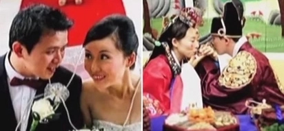 Nakakakilig naman! Female Korean teacher at UP Diliman marries her Pinoy lover twice