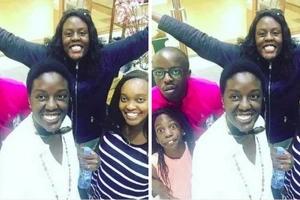 Mwana wa Raila- Raila Junior aonekana KIBERA …akifanya nini? (Picha)