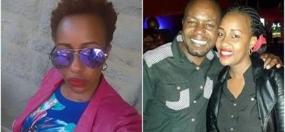 Kutana naye mumewe na babake mtoto wa mcheshi Teacher Wanjiku, wanapendeza (picha)