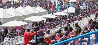 Photos: how First Lady's Beyond Zero campaign marathon went down in Nairobi