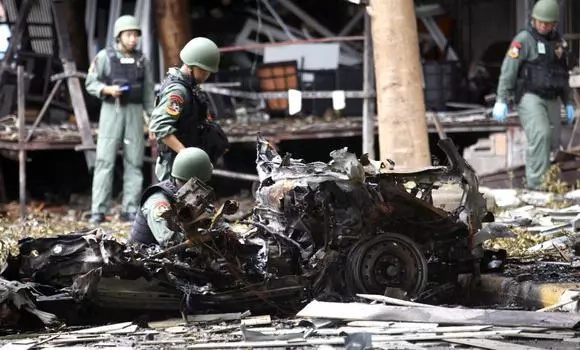 Thailand denies state of insurgency despite continuous fight against 'faceless enemies'