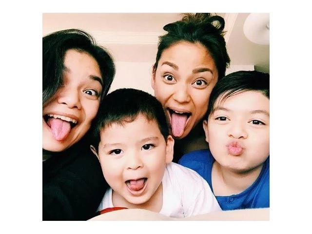 Know more about Meryll Soriano's only son