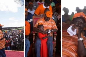 Here is why some people on social media claim Raila Odinga is so HEARTLESS