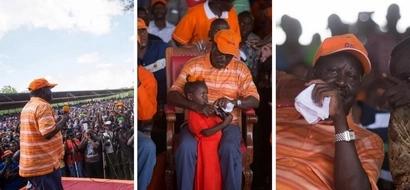 Do not flee Nairobi – Raila urges