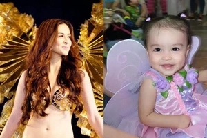 Mana sa Nanay! Adorable Baby Zia pulls off enchanting fairy princess look at a coustume party