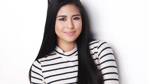 Gabbi Garcia speaks about working with Marian Rivera
