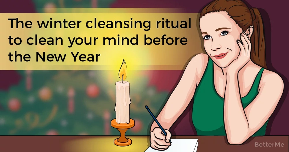 The winter cleansing ritual that can help clear your mind before the New Year