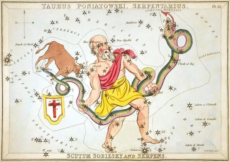 This is the personality of 13th zodiac sign Ophiuchus