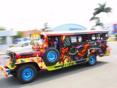 Only in the Philippines: Entertaining jeepney with videoke cruises Cubao