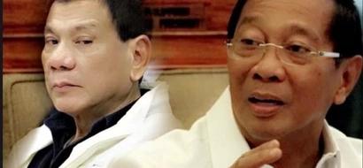Binay offers Duterte free psychiatric service in Makati