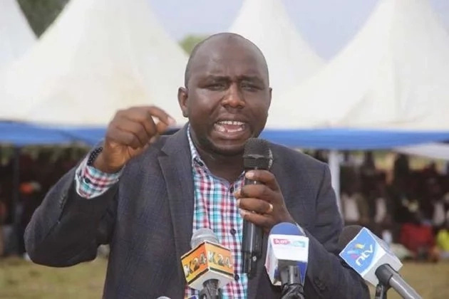 Mind your own business - NASA supporters tell off Senator Murkomen over Baba's swearing-in