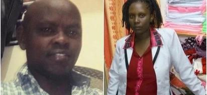 Muone Gladys Wambui aliyedaiwa kumuuwa mumewe mwenye utajiri mkubwa Nakuru