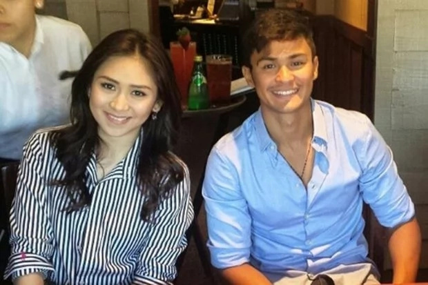 Matteo Guidicelli admits Sarah still shy when reporters are around