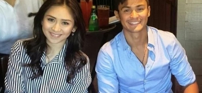 Iba ang trip makasama! Matteo reveals why he's not with Sarah G. at Star Magic Ball