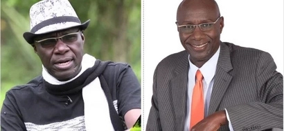 Veteran radio presenter Fred Obachi Machoka in an ugly spat with fan