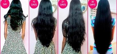 Este secreto de las mujeres de la India hará crecer tu cabello en solo 30 días