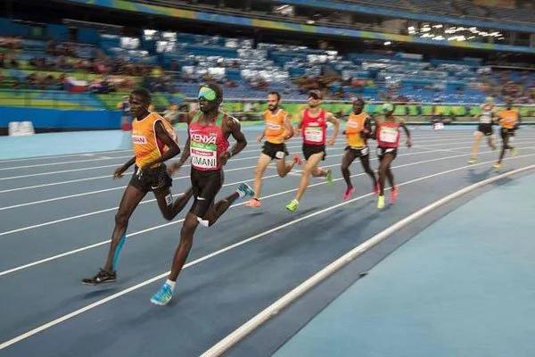 Kenya bags 2 gold, 2 bronze at the Rio Paralympics