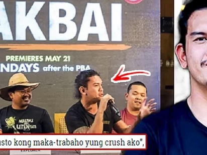 """""""Umamin na kayo!"""" Baste Duterte Calls Out To All Those With a Crush On Him"""