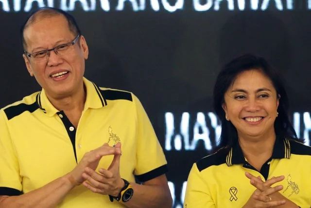 No PNoy on VP Leni's inauguration