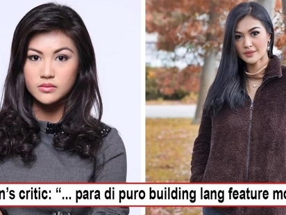 Pang-reyna ang sagot! Winwyn Marquez's response to rude unsolicited advice of netizen shows real class!