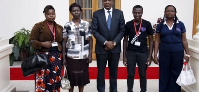 Uhuru Kenyatta 'son' KCSE  results revealed