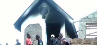 Kenyans Outraged At Protesters Who Burnt NYS Projects In Kibera