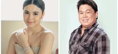 Was Dennis Padilla invited to his daughter Claudia's 18th birthday?