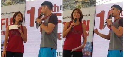 Humugot sila bigla eh! Fans gush over ex-couple Gretchen Ho and Robi Domingo as they joke about their relationship onstage