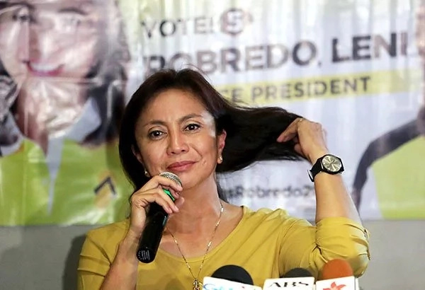 Robredo to attend anti-burial rally vs Marcos