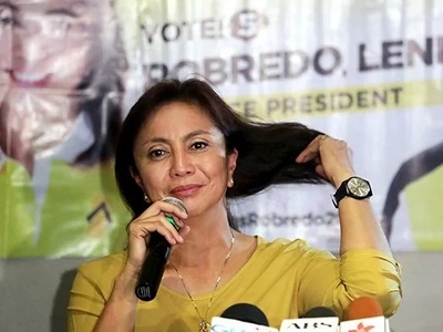 Feisty Robredo fearlessly hits back at commenters who say she did not perform well as Housing chair