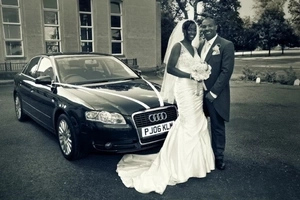 Couple die in car crash just HOURS after getting married (photos)