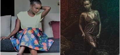 16 aesthetic photos of former Tahidi High actress Shish that prove she is the most beautiful actress in Kenya