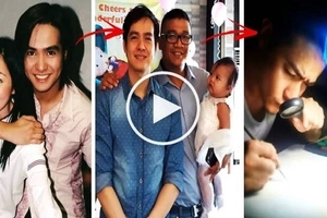 Watch this viral video to find out what happened to Hero Angeles after leaving showbiz! You won't believe what he has finally become!