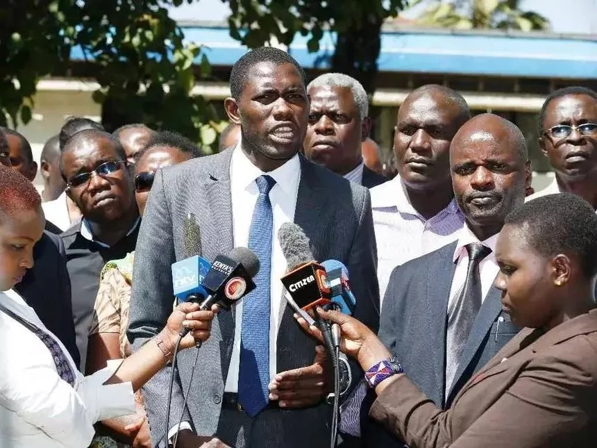 Final attempts to end Doctors' strike as President Uhuru Kenyatta himself intervenes